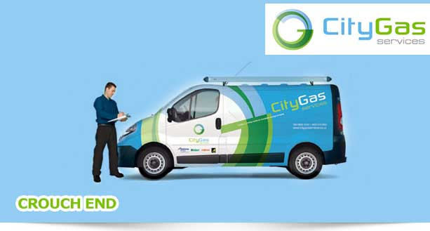 Heating Gas Services Contractor in Crouch End, UK