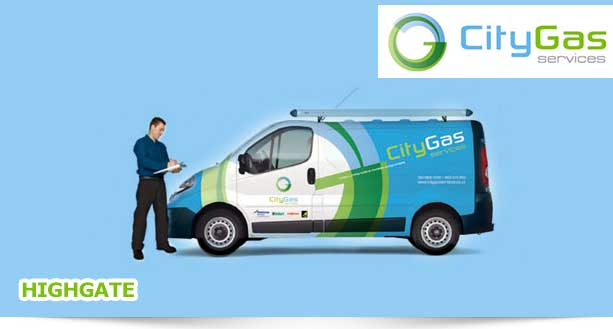 Heating Gas Services Contractor in Highgate, UK