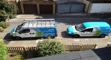 City Gas Services Trucks