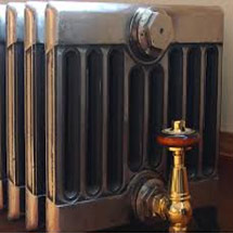 Cast Iron Radiators Installation Services in London